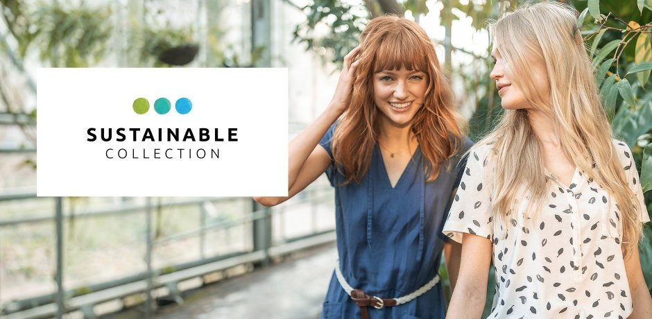 Damen - Trends & Anlässe - Kollektionen - Sustainable Collection