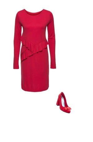 Rot Kombinieren So Tragt Ihr Die Trendfarbe