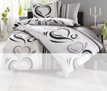 bettw sche bei bonprix kuschelige wohntr ume shoppen. Black Bedroom Furniture Sets. Home Design Ideas