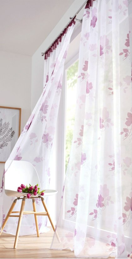 gardinen verschiedene gardinen bei bonprix. Black Bedroom Furniture Sets. Home Design Ideas