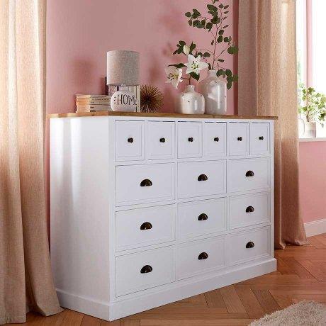 Romantisches Wohnen Möbel Im Shabby Chic Bonprix