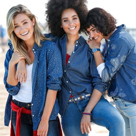 Damen - Trends & Anlässe - Kollektionen - Denim Club
