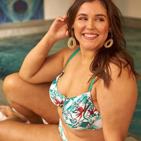Für frauen 50 bikini ab Bademode: Das