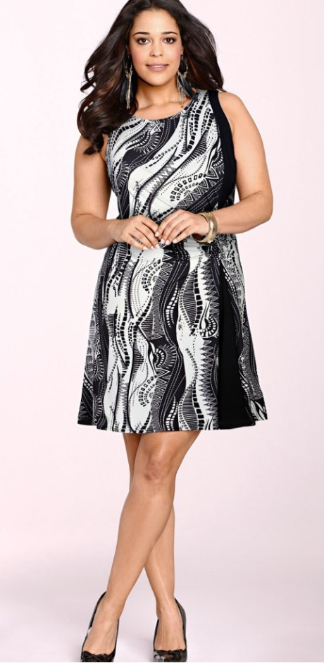 Plus Size - Todas as Categorias - Vestidos