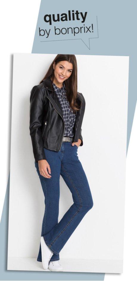 d86b9d09c1d1 Damen Jeans 👖 - der vielfältige Klassiker bei bonprix