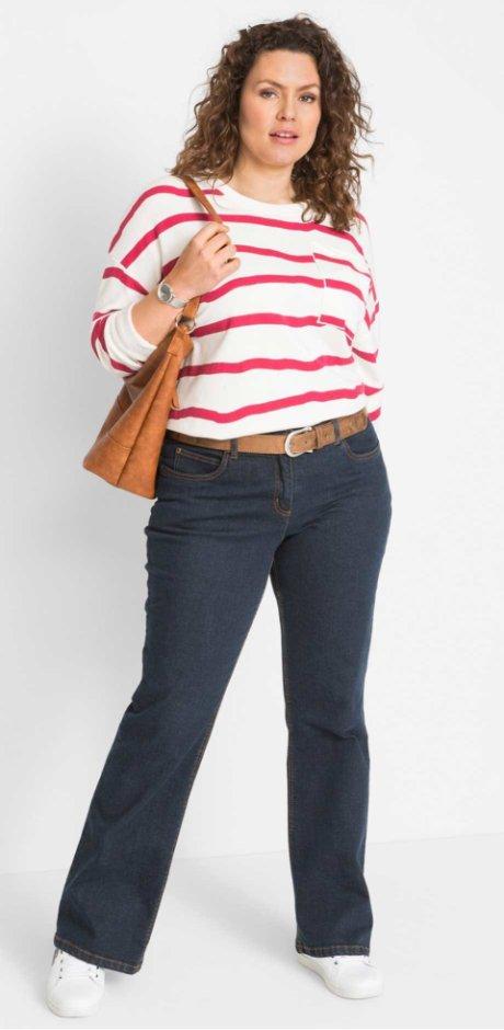 99642beaf605 Jeans in großen Größen für kurvige Damen   bonprix
