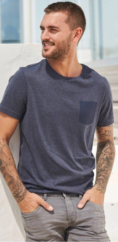 sale retailer 3e3ce 2827f Herren T-Shirts für Sport und Freizeit bei bonprix