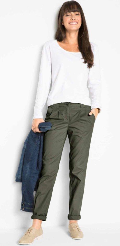 Wählen Sie für späteste online Sonderangebot Damenhosen: Hosentrends online entdecken | bonprix