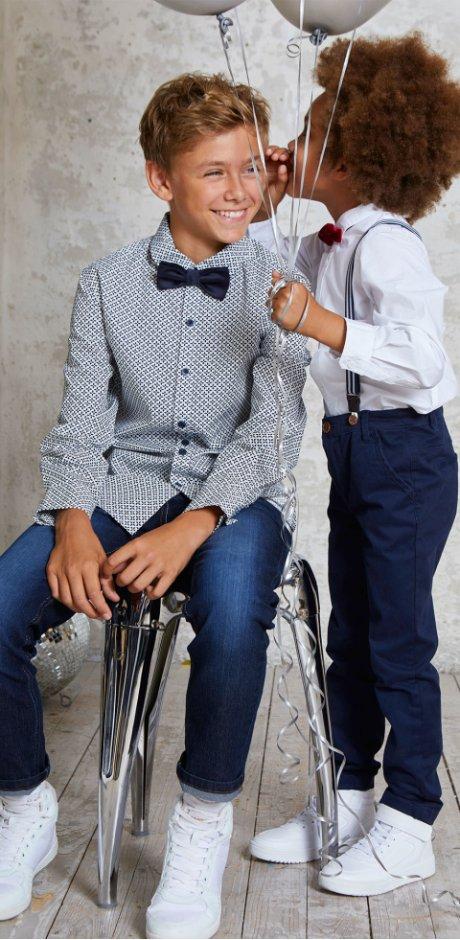 Anzug für jungs 134