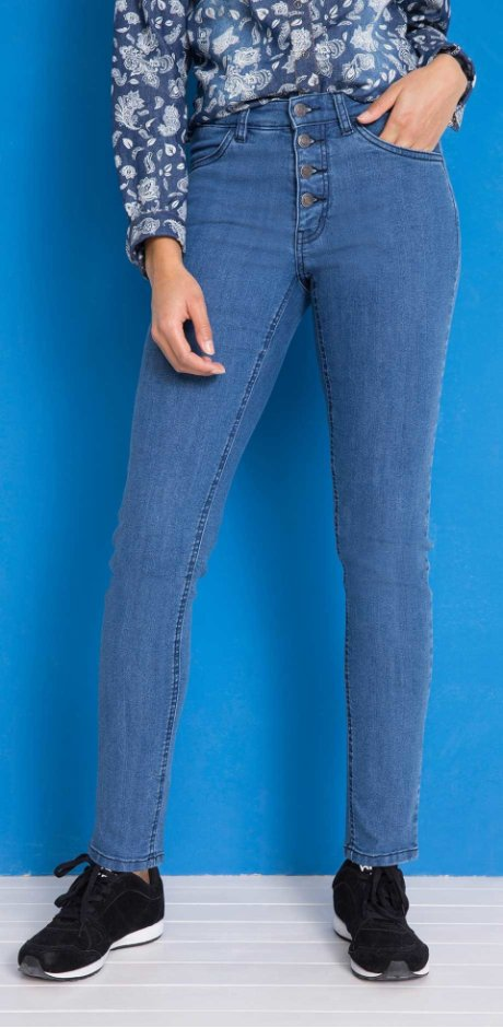 Damen Jeans 👖 - der vielfältige Klassiker bei bonprix fa84d1396c