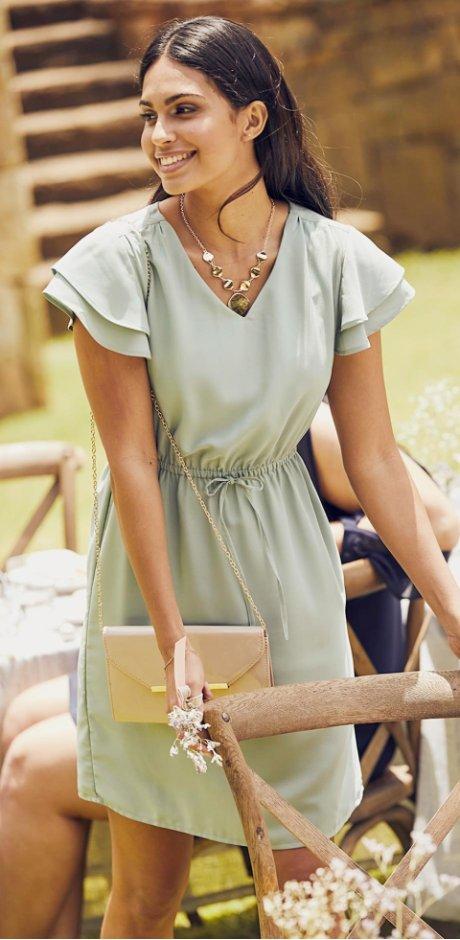 Kleider Fur Hochzeitsgaste Rosa 10 Leicht Kleider Fur