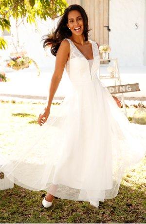 337425a33bf363 Zauberhafte Brautkleider 👰 bei bonprix bestellen