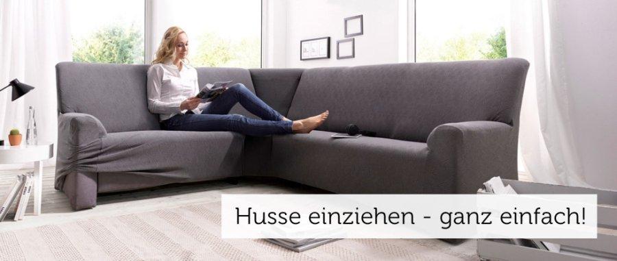 Sofa Husse | Hussen Stuhlhussen Sofauberwurfe Online Bonprix