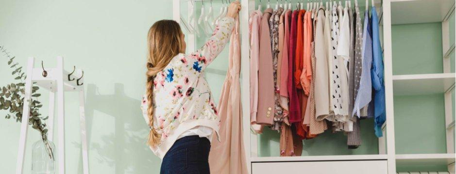 Kleiderschrank Aufraumen Und Organisieren Bonprix