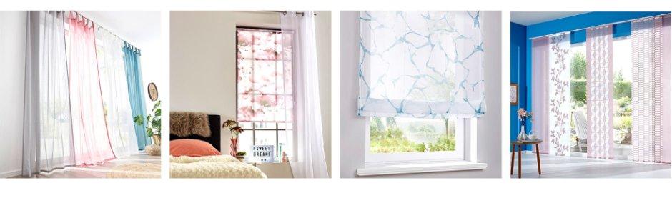 Favorit Gardinen für jedes Fenster bei bonprix online kaufen PJ63