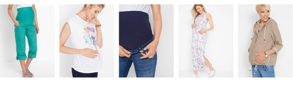 new styles c115f 006d8 Umstandsmode schick und komfortabel online kaufen | bonprix