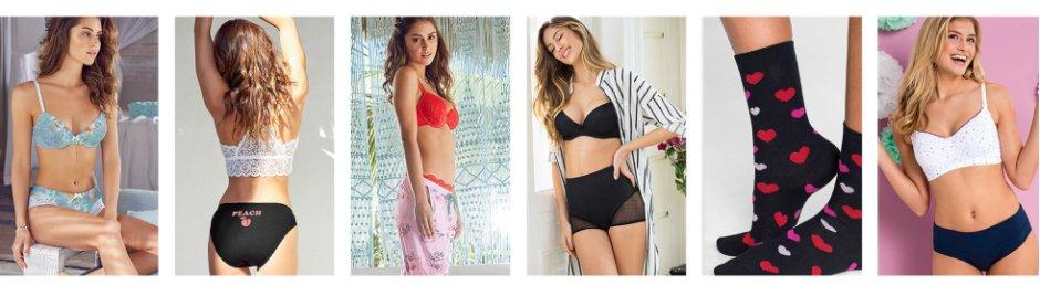 f6e8e4f0fa Wäsche für Damen in wunderschönen Designs | bonprix