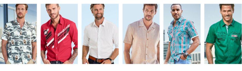 detailed look 280af ca7b3 Herrenhemden   Aktuelle Hemden online bei bonprix