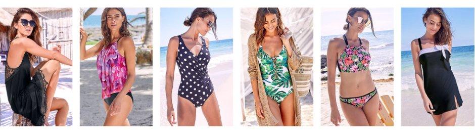 Ruf zuerst vollständig in den Spezifikationen Genieße den kostenlosen Versand Bademode für Damen – tolle Aktionen für Deinen Sommerstyle!