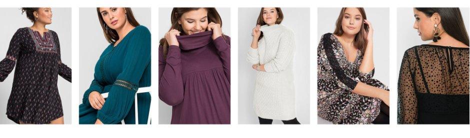 Damenkleider In Großen Größen Online Kaufen Bonprix