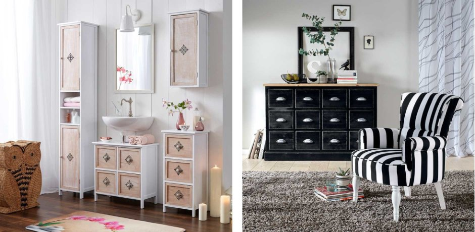 trends wohnen. Black Bedroom Furniture Sets. Home Design Ideas