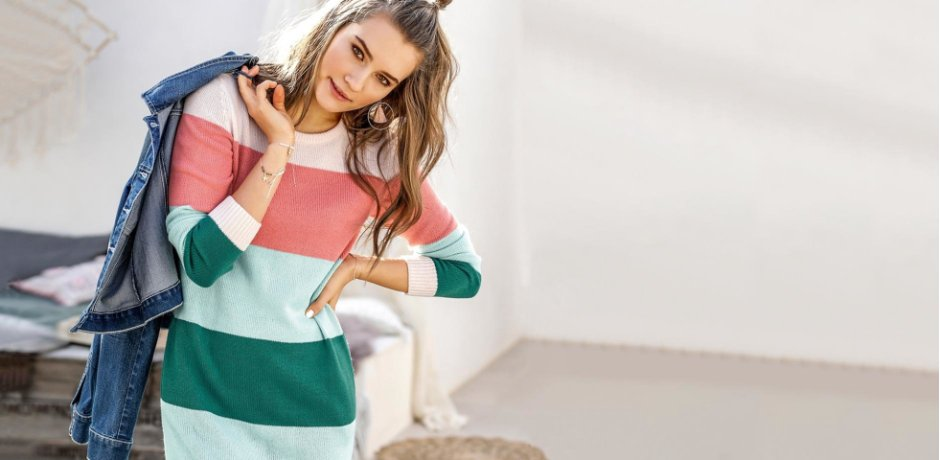 Damen - Trends & Anlässe - Kollektionen - Happy new Pastels