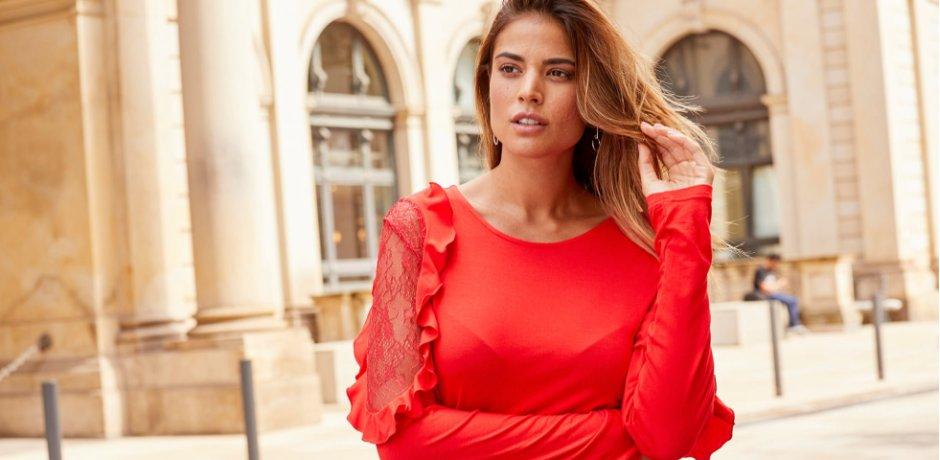 60% Freigabe Fang neue Liste Moderne Damenmode in großen Größen | Plus Size | bonprix