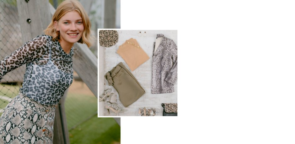 Stories - News - mehr ... - Trendguide Herbst / Winter - Animal Prints