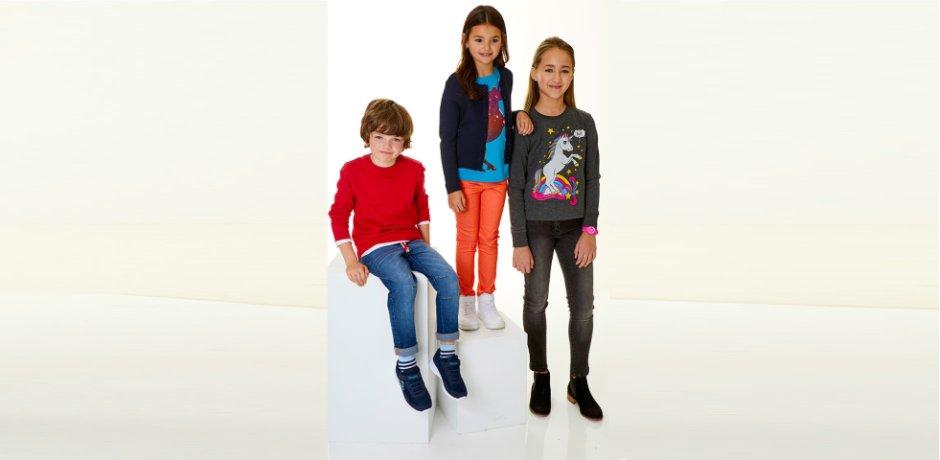 Kinderbekleidung Jetzt Online Bei Bonprix