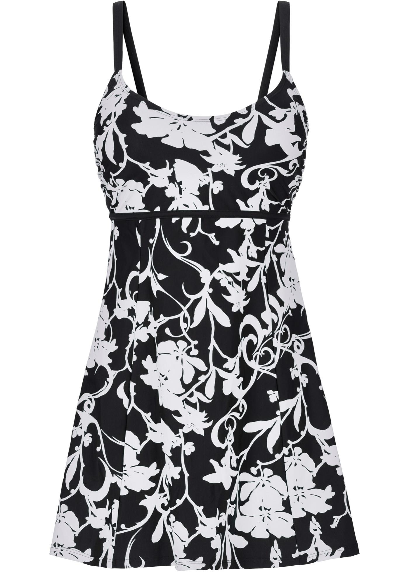 Bademode - Shape Badekleid Level 1 › bonprix › schwarz  - Onlineshop Bonprix