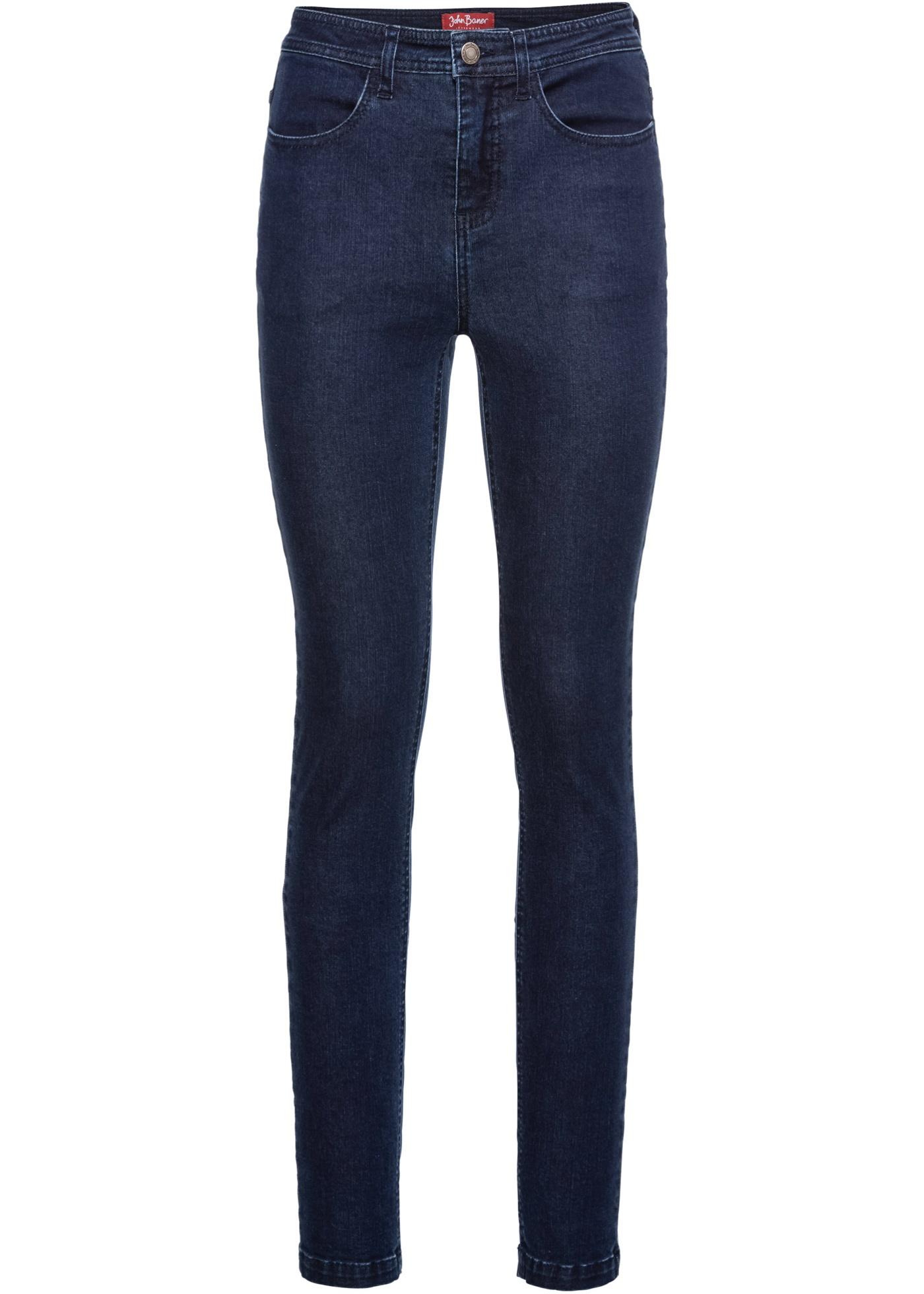 Ultra-Soft-Jeans HIGH WAIST SLIM