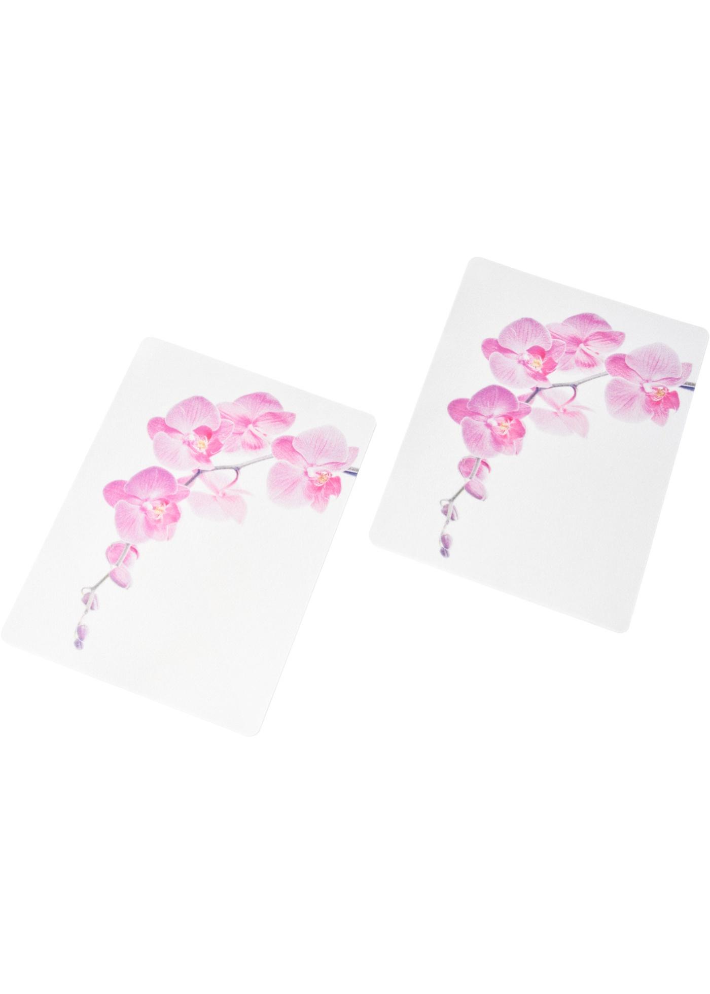 Platzset Orchidee (2er-Pack)