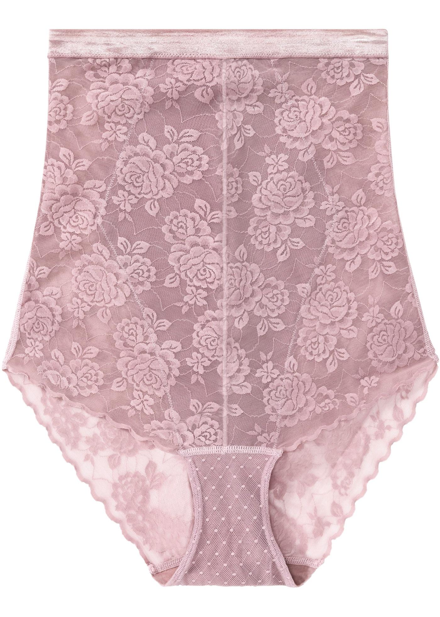 Shape Panty Level 2 in rosa für Damen von bonprix