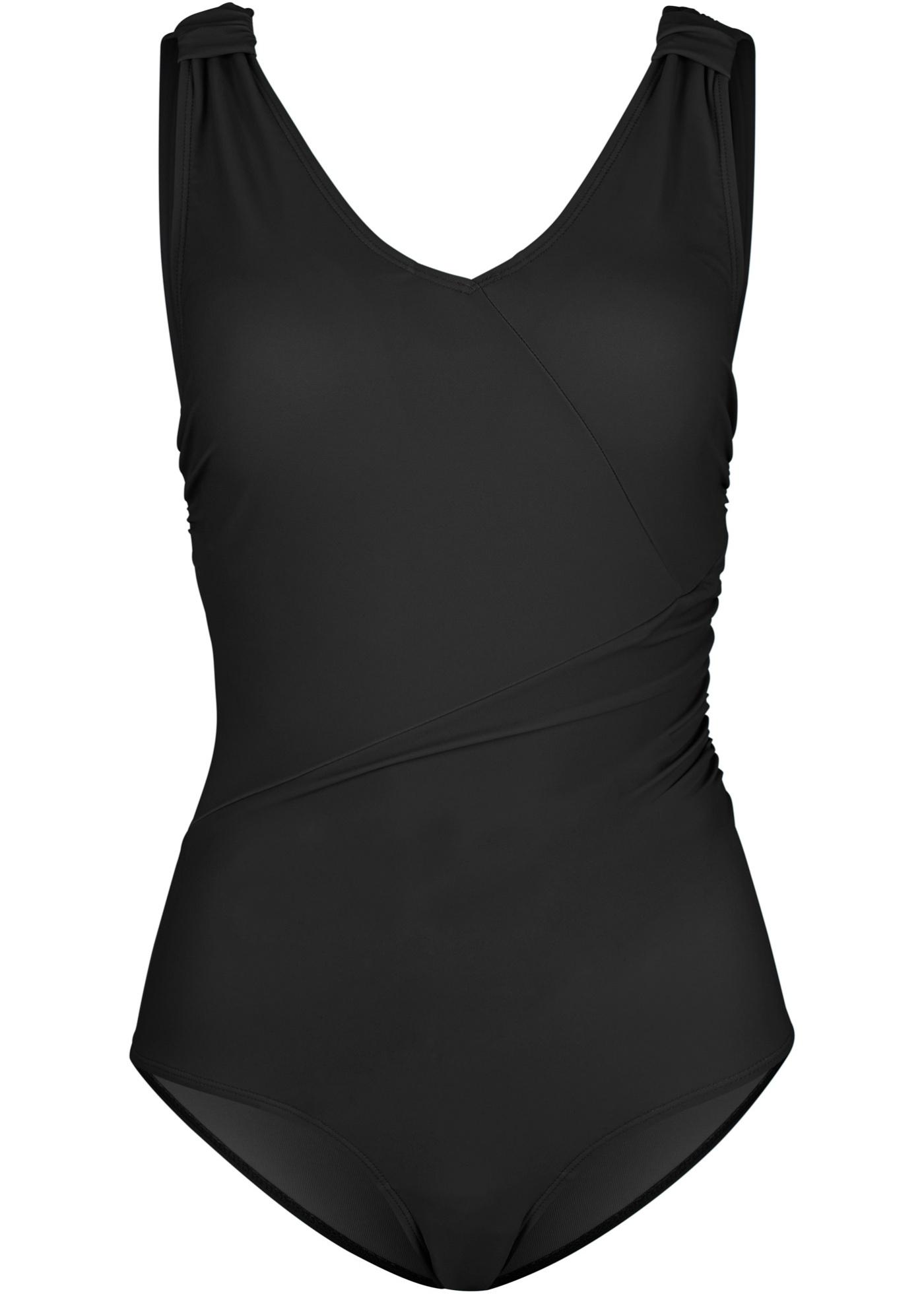 Bademode - Shape Badeanzug Level 1 › bonprix › schwarz  - Onlineshop Bonprix
