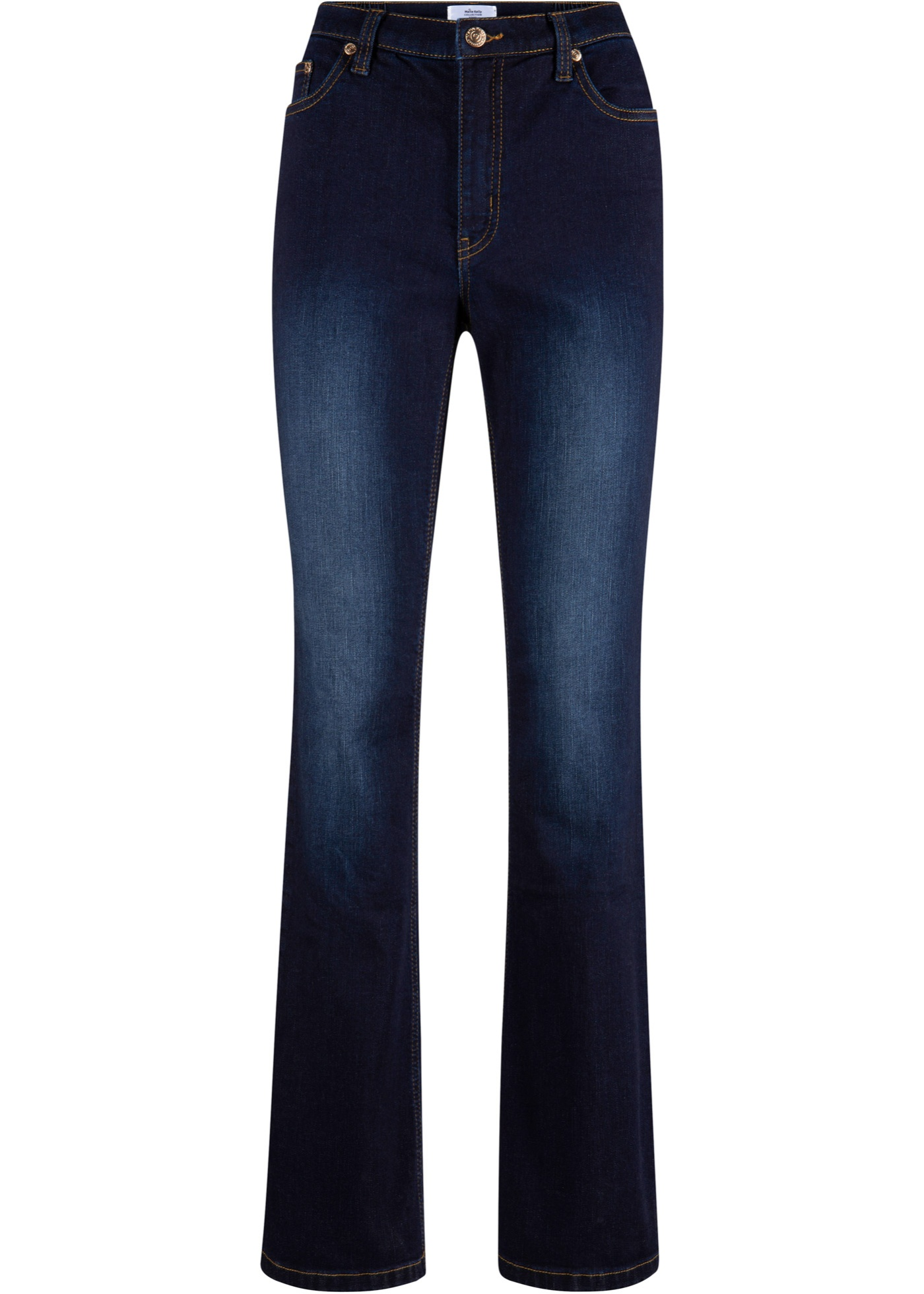 Maite Kelly Stretch- Bootcut-Jeans
