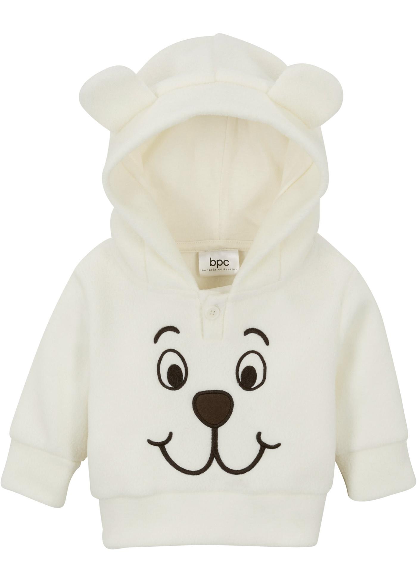Baby Fleecepullover