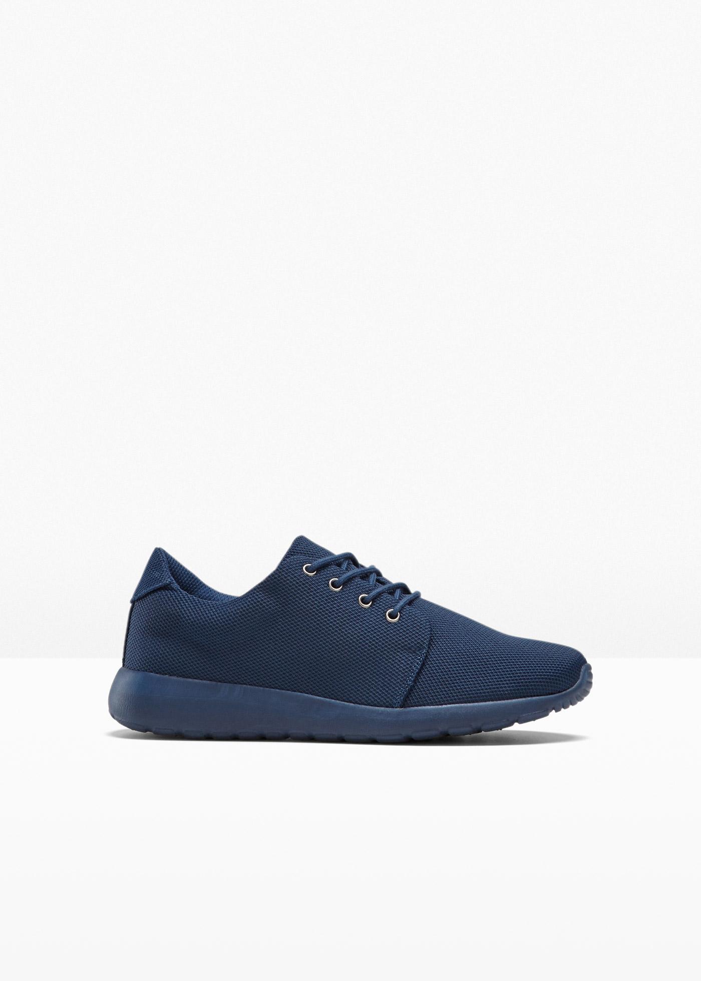 Sneaker in blau für Damen von bonprix