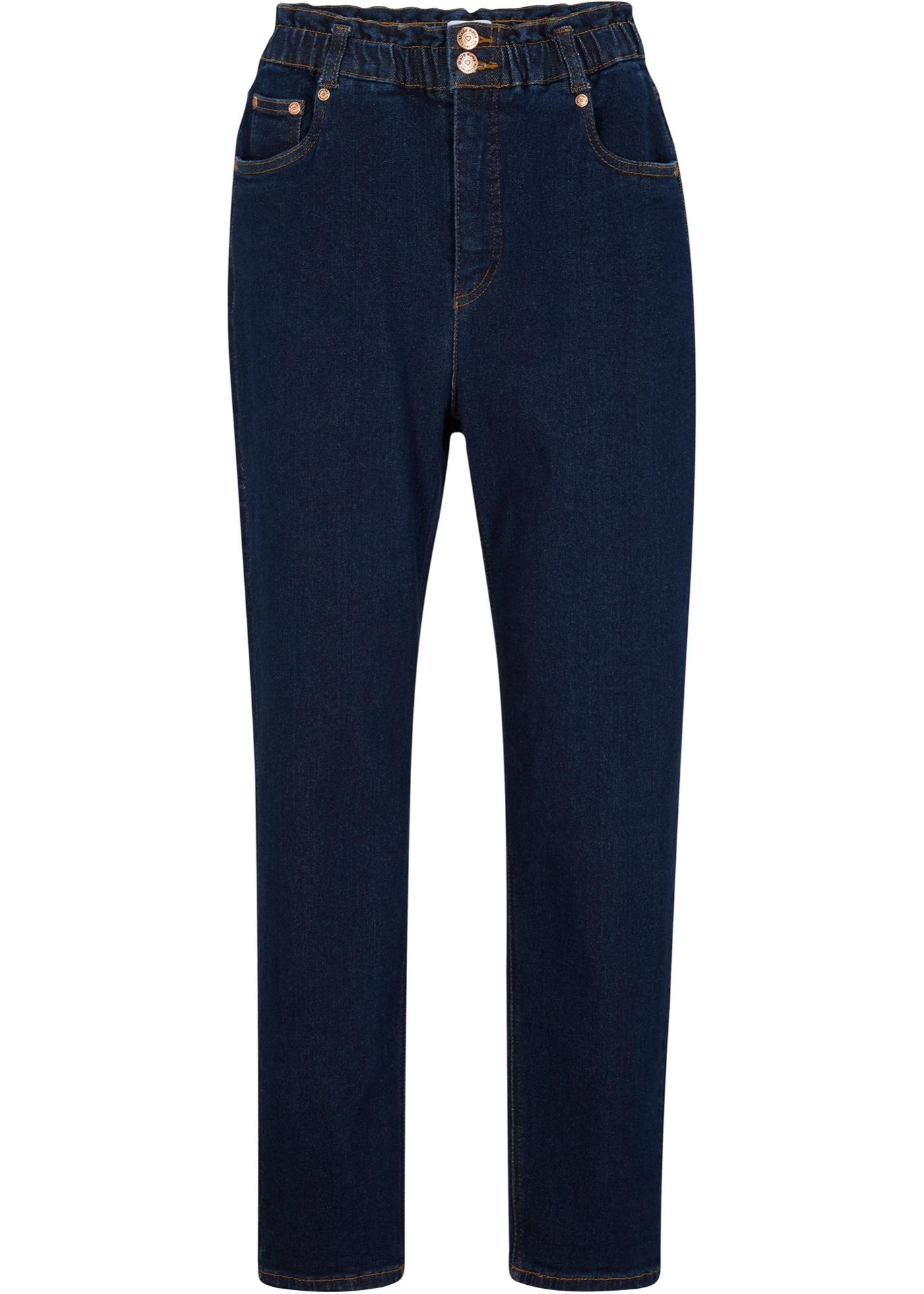 Maite Kelly Mom - Jeans in blau für Damen von bonprix