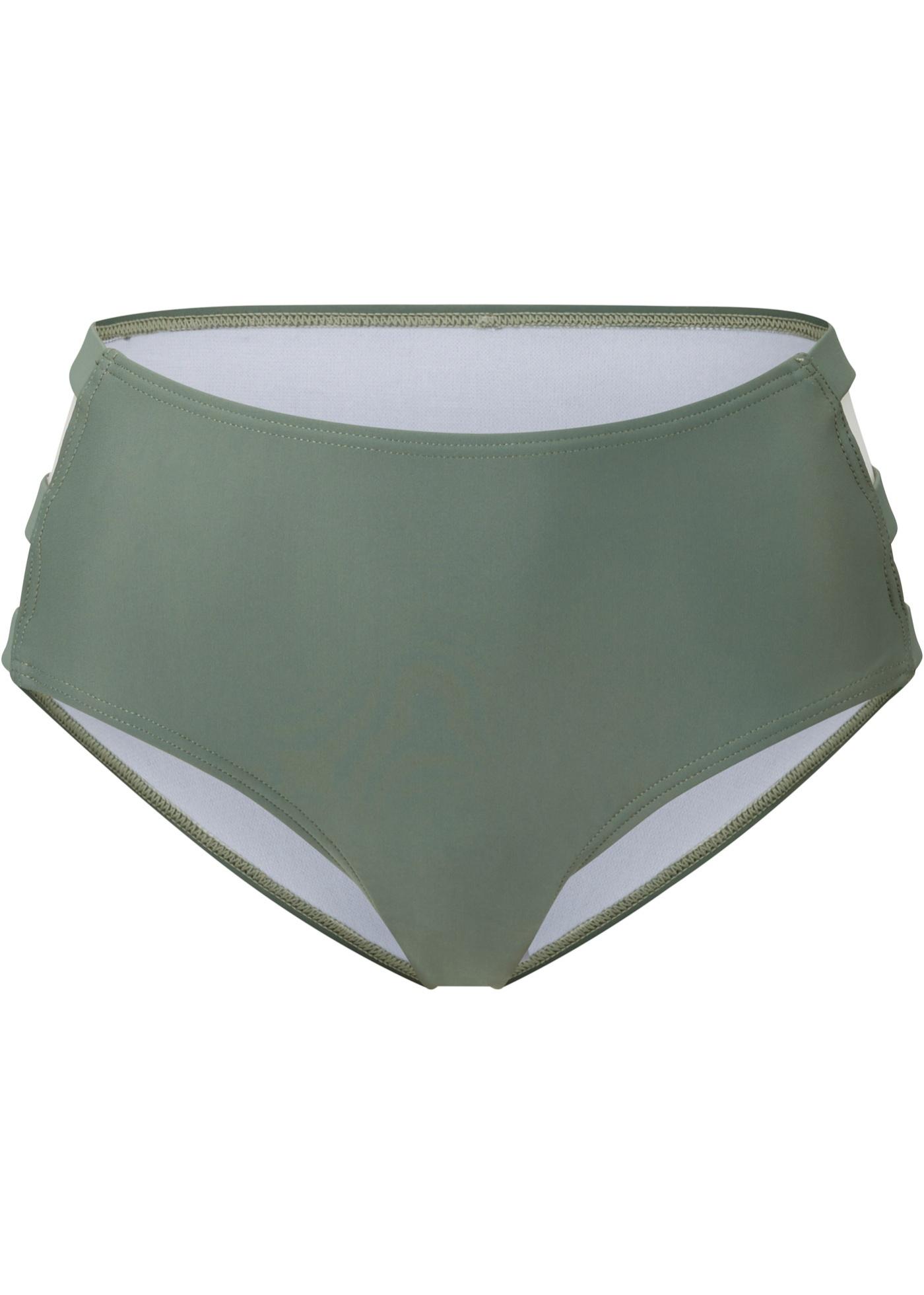 Bademode - Maxi Bikinihose › bonprix › grün  - Onlineshop Bonprix