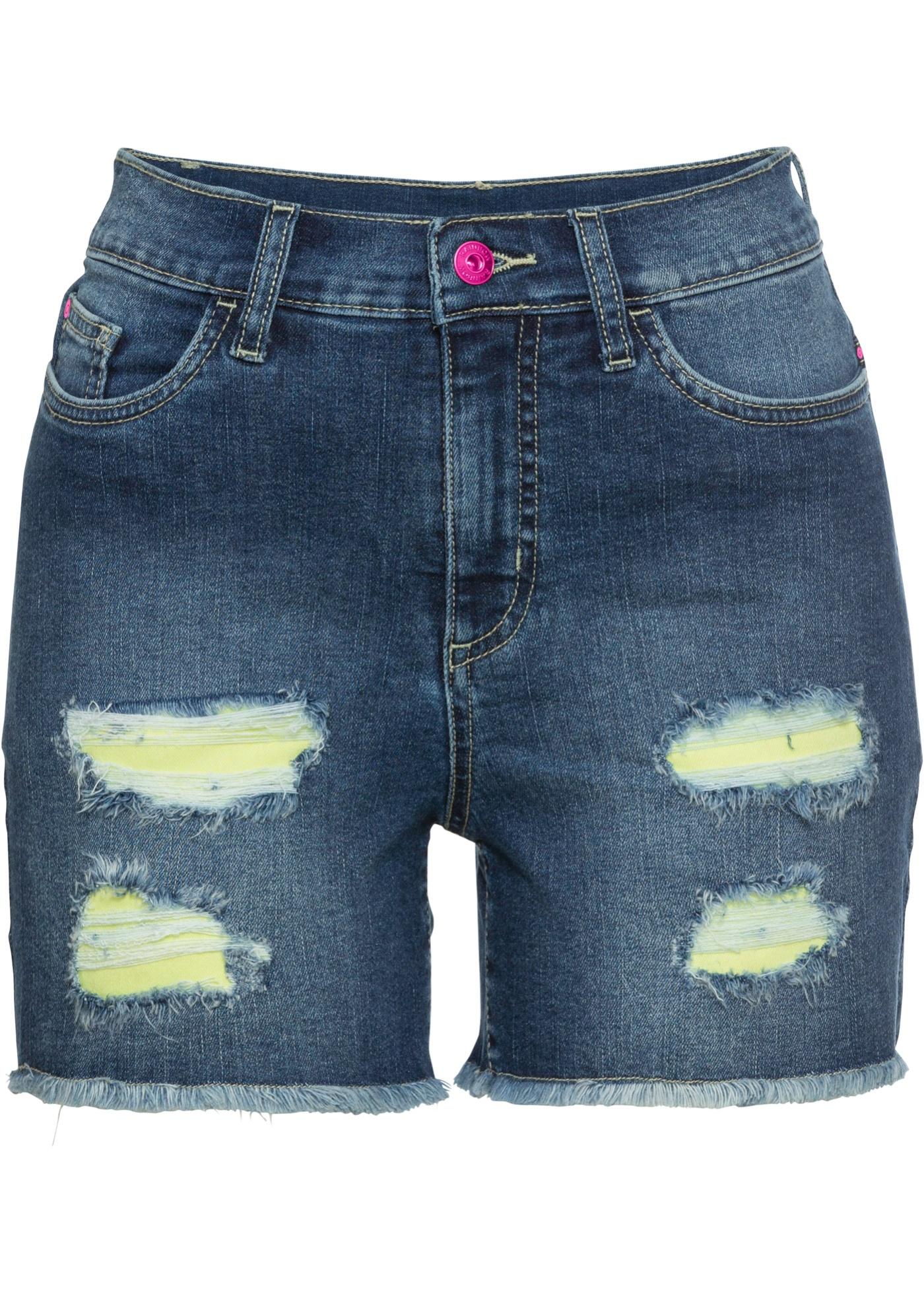 Jeans in blau für Damen von bonprix