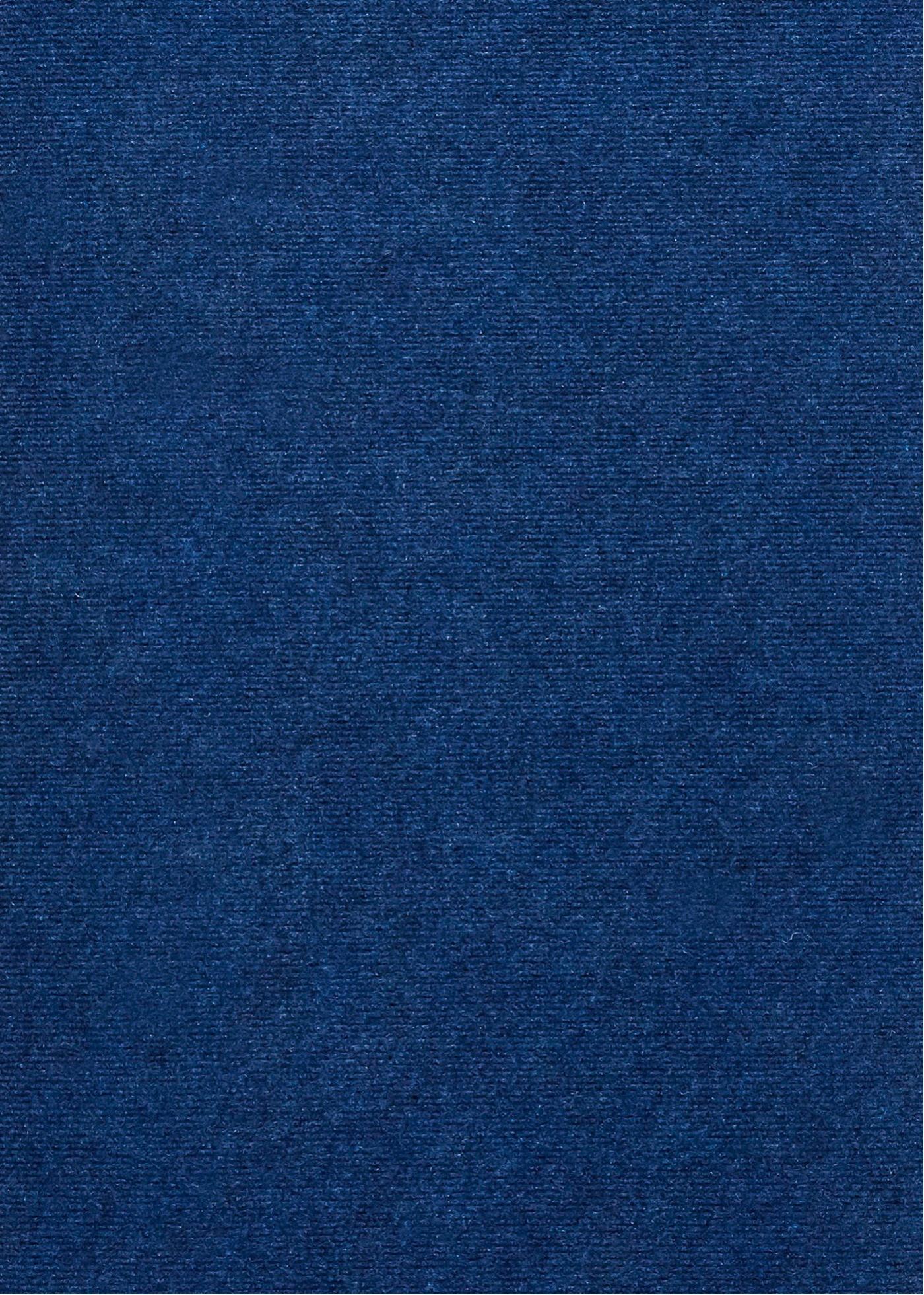 Teppichboden in Fixmaßen mit Rippenstruktur in blau von bonprix