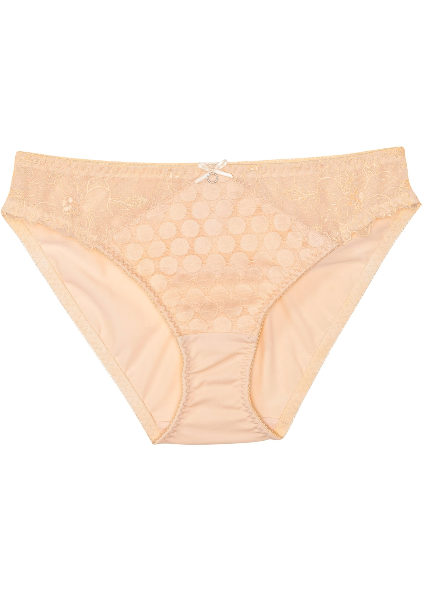 Slip in orange für Damen von bonprix