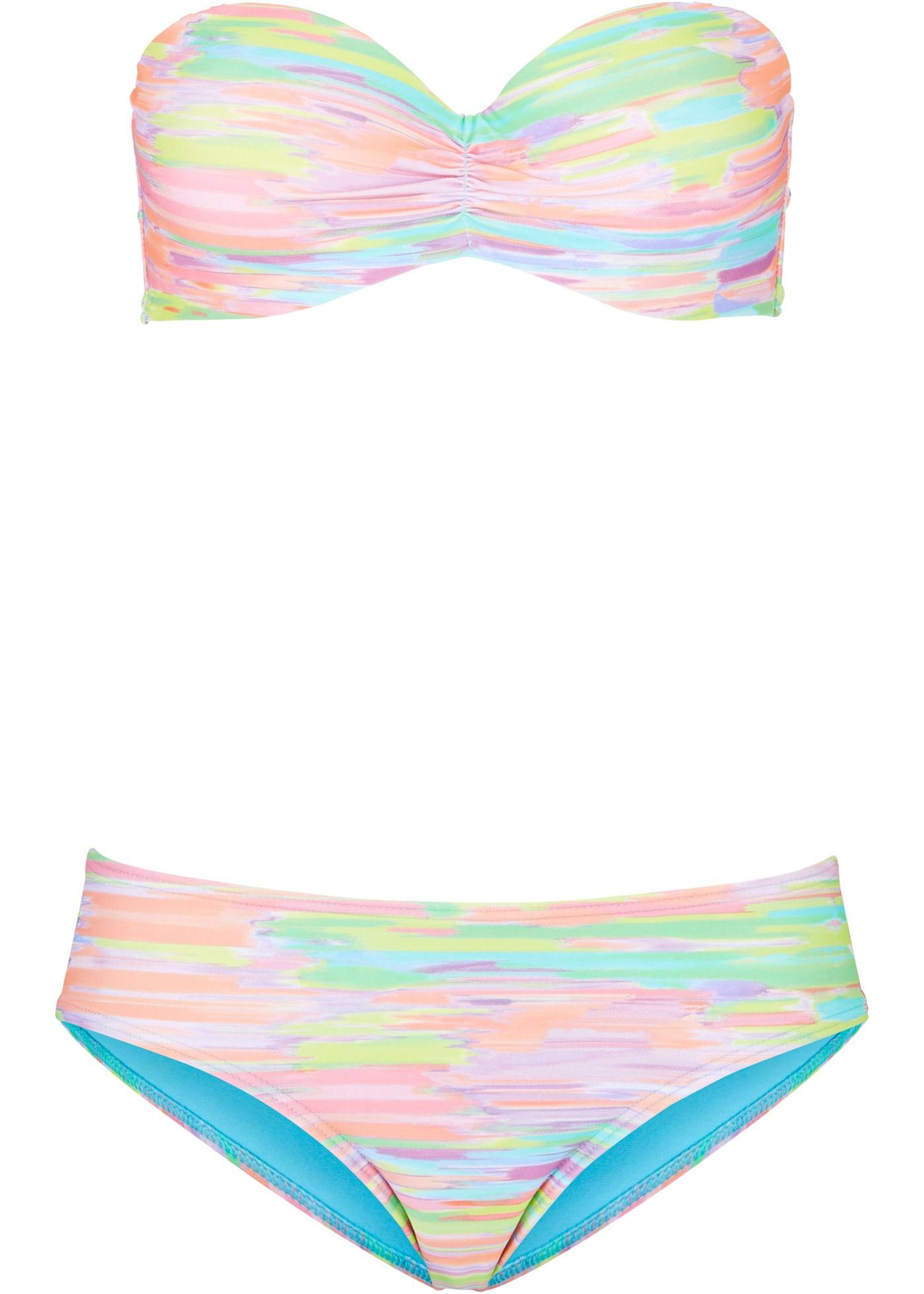 Bademode - Balconette Bügel Bikini (2 tlg. Set) › bonprix › grün  - Onlineshop Bonprix