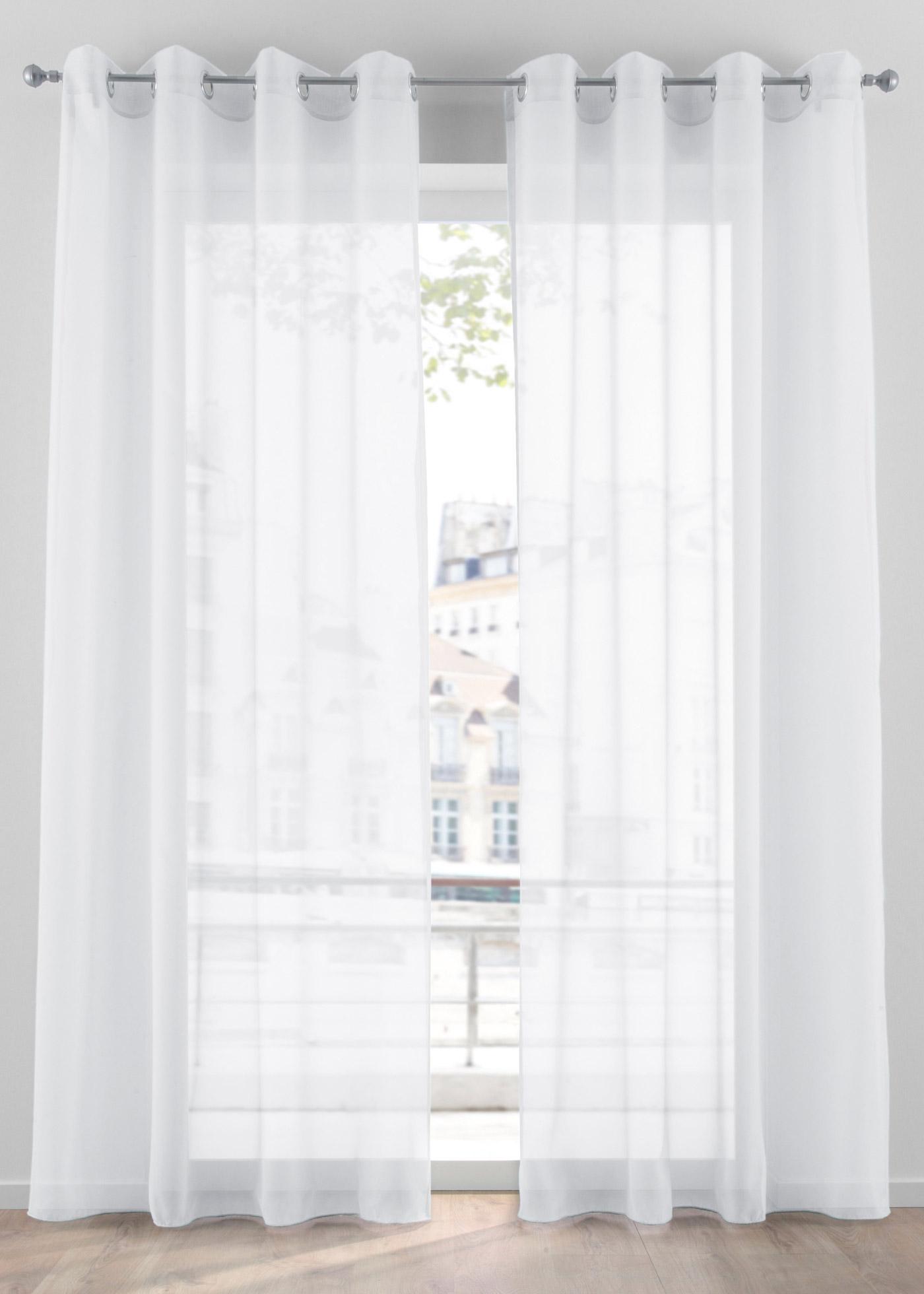 Függöny egyszínű (1 db)