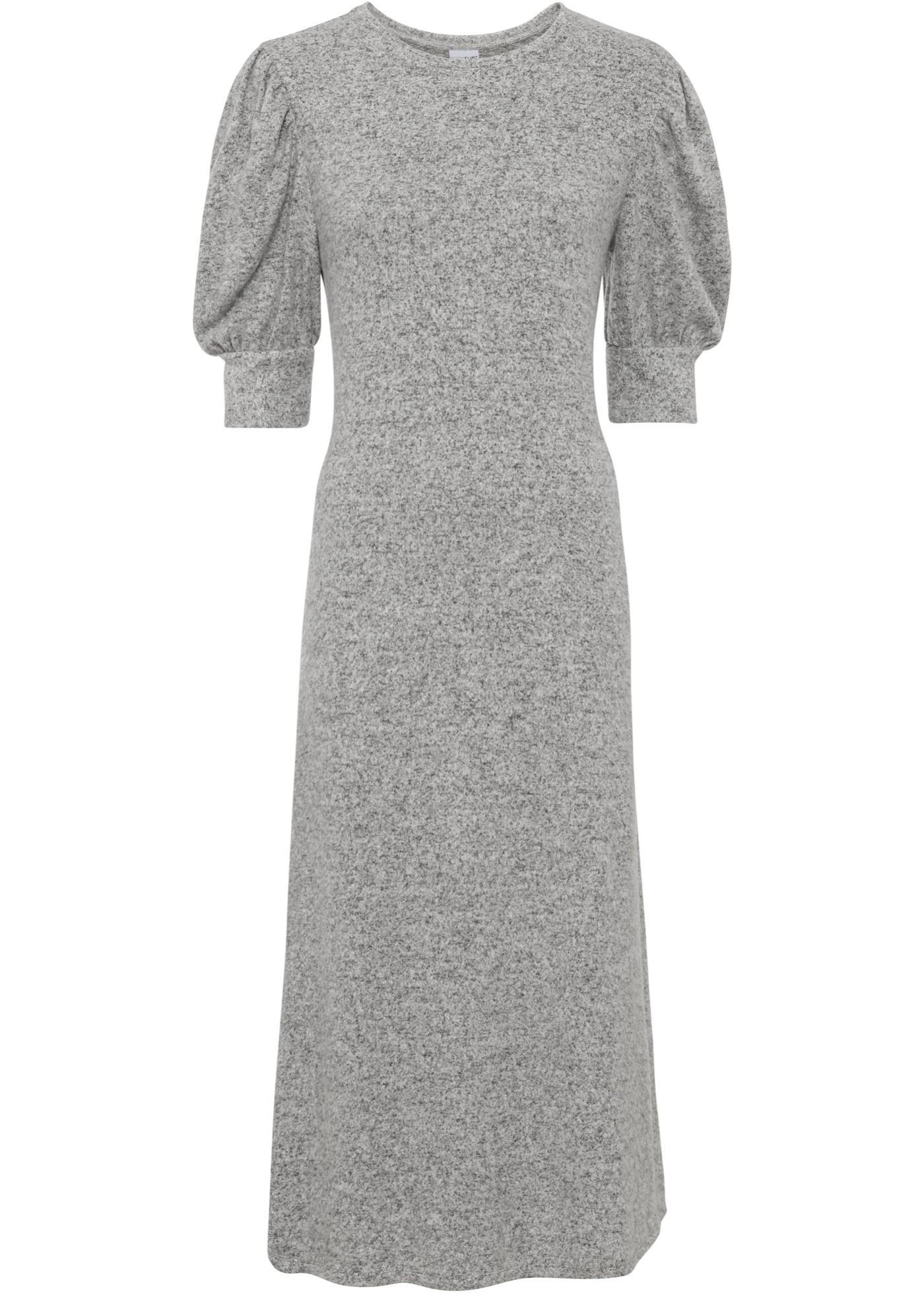 Kuschel-Jerseykleid