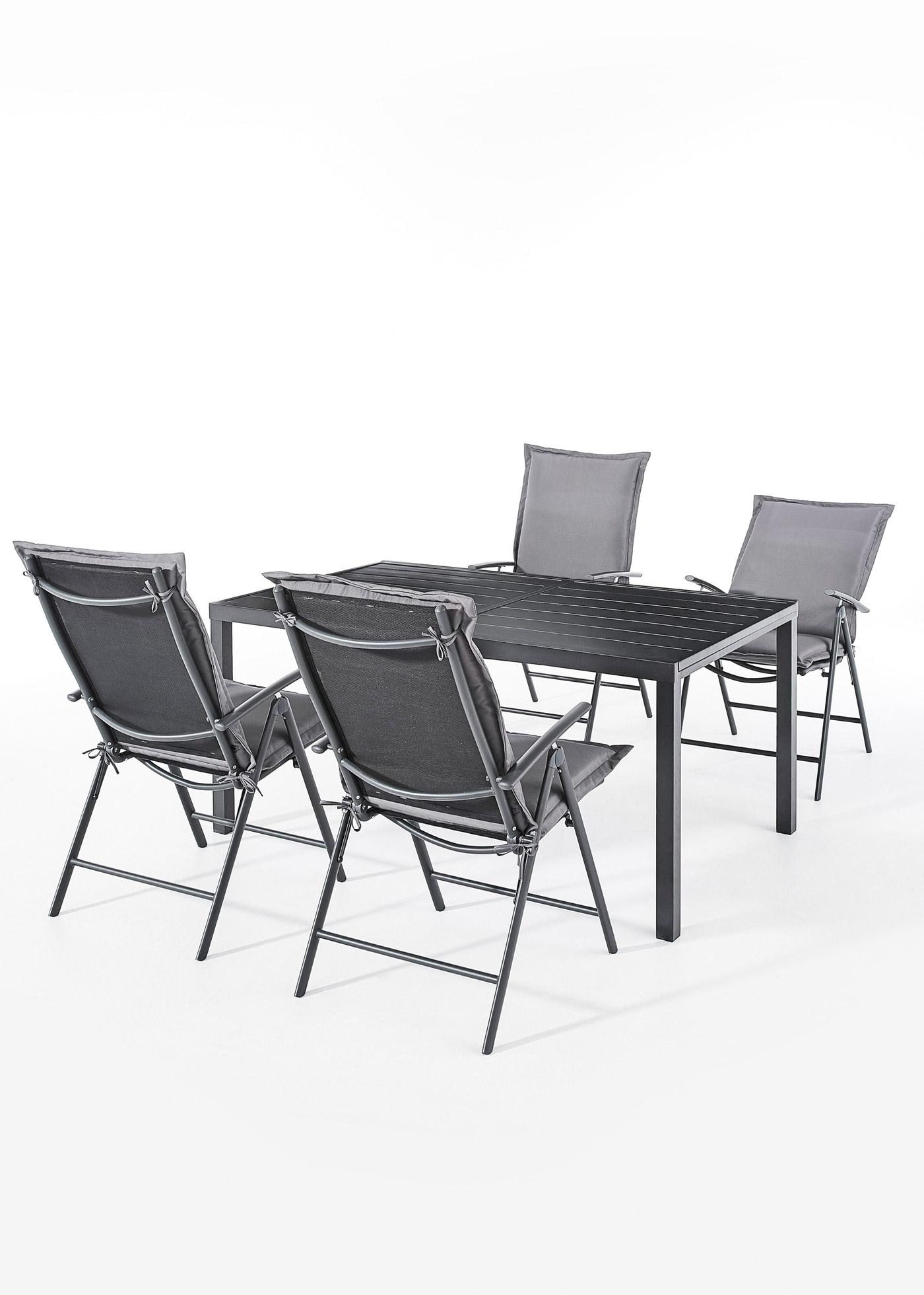 Gartenmöbel Set (5-tlg.Set)