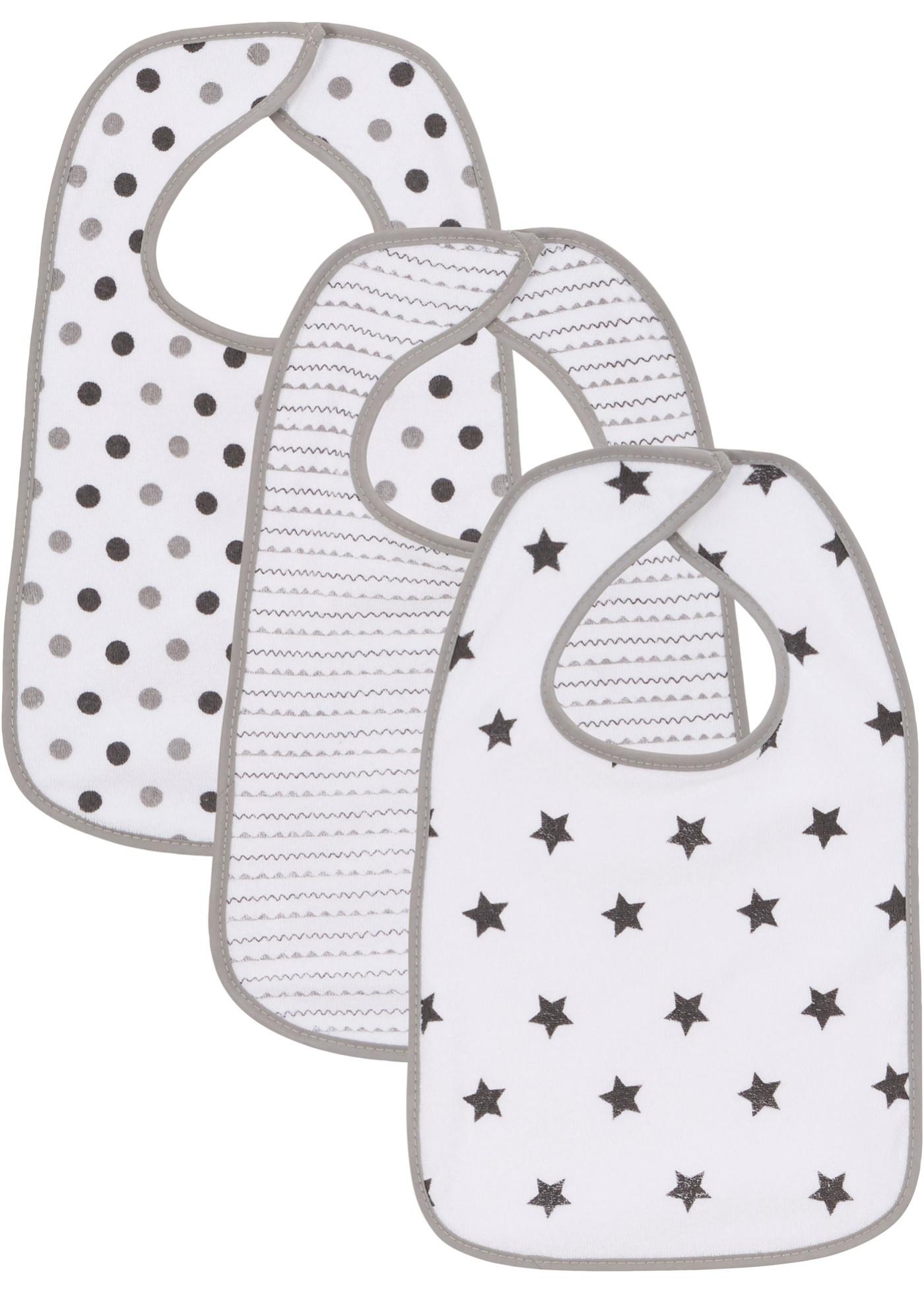 Baby Lätzchen (3er Pack)