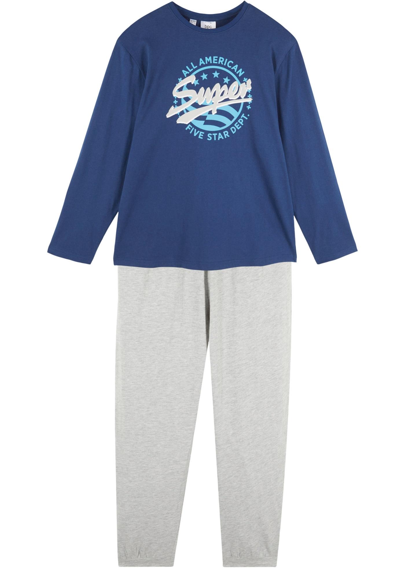 Jungen Pyjama (2tlg. Set) aus Bio-Baumwolle