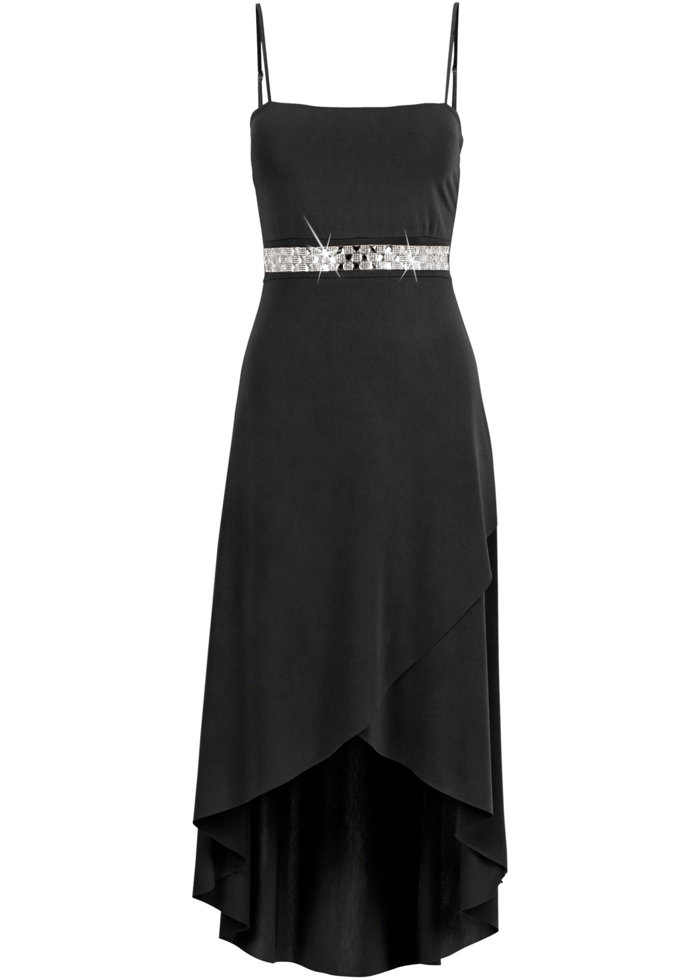 Kleid, BODYFLIRT, schwarz