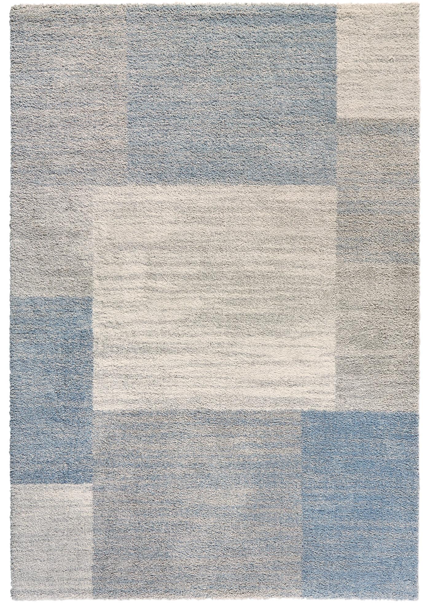 Teppich mit Pastellfarben in blau von bonprix